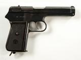 CZ Model 38 Semi-Auto Pistol in Cal. .380.