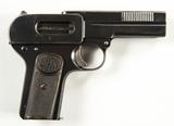 Dreyse 1907 Semi-Auto Pistol, Cal. 7.65mm