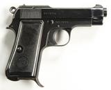 Italian Beretta M1934 WWII Semi-Auto Pistol