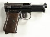 Mauser 1914 7.65mm Semi-Auto Pistol