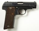 Astra Model 1916 7.65mm Semi-Auto Pistol