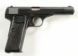 Browning M1922 .7.65mm Semi-Auto Pistol