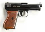 Mauser M1914 .7.65 Semi-Auto Pistol