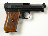 Mauser M1914 7.65 Semi-Auto Pistol