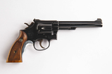 Smith & Wesson Model 17-2 Cal. 22 LR