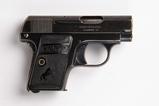 Colt M1908 Vest Pocket Hammerless (.25 Automatic)