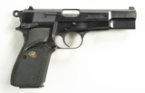 Browning Hi-Power Single Action Pistol 9mm
