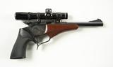 Thompson Center Arms Contender Cal. 222 Pistol