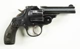 Iver Johnson Model 1909 Cal. 38 S&W