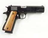 Turkish-Made 1911-A1 .45ACP Pistol