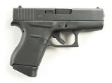 Glock Model 43 Cal. 9mm