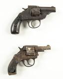2 Pocket Revolvers