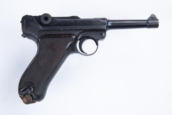 P08 German Luger, DWM 1914, 9mm