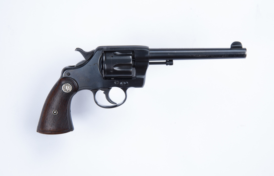 Colt DA .38 Revolver, circa 1900