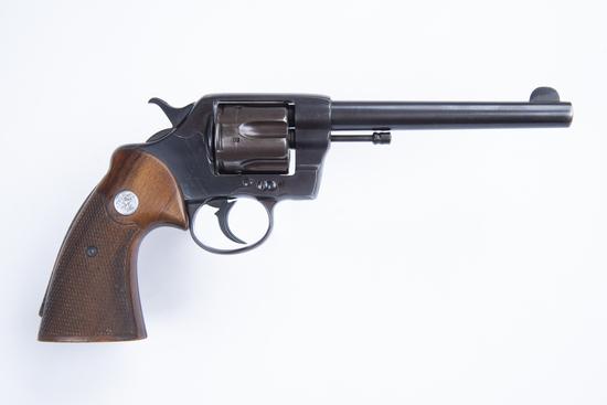 Colt 1901 D.A. .38 Long Colt Cal. Army Revolver