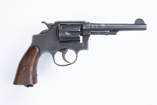 WWII Victory S&W Revolver, Cal. .38 S&W