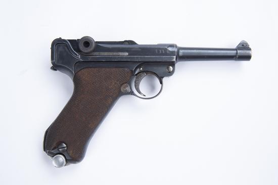 P08 Luger, DWM 1917, Cal. 9mm Parabellum