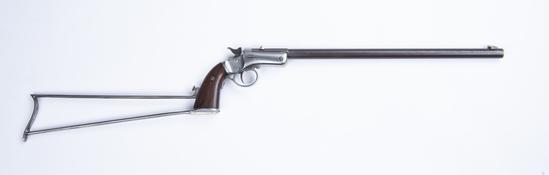J. Stevens New Model Pocket Rifle .32 w/ Stock
