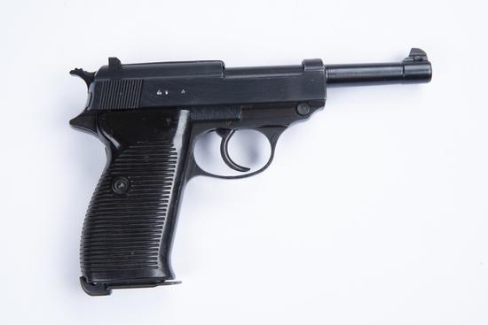 German P38 cyq 9mm Semi Auto Pistol