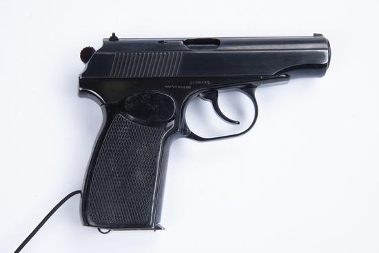 East German Makarov 9x18mm Semi Auto Pistol