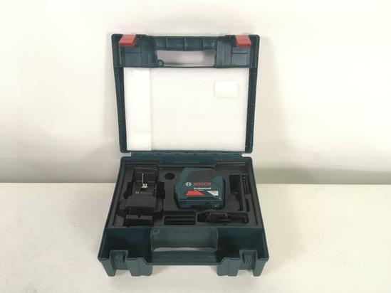 Bosch Professional GLI 100G Laser Set