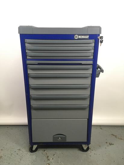 Kobalt 10-Drawer Tool Cabinet