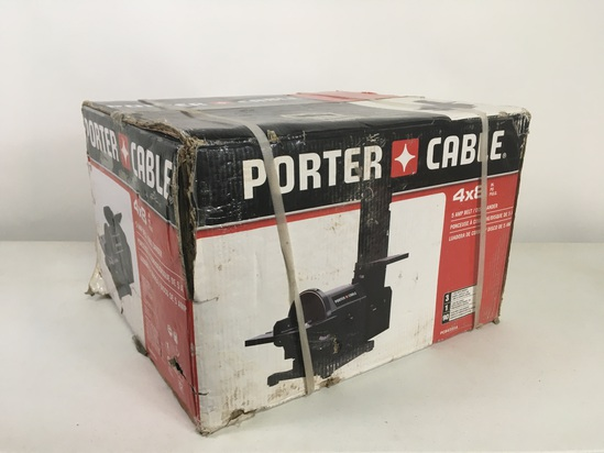 Porter Cable 5 Amp Belt/Disc Sander PCB4205A