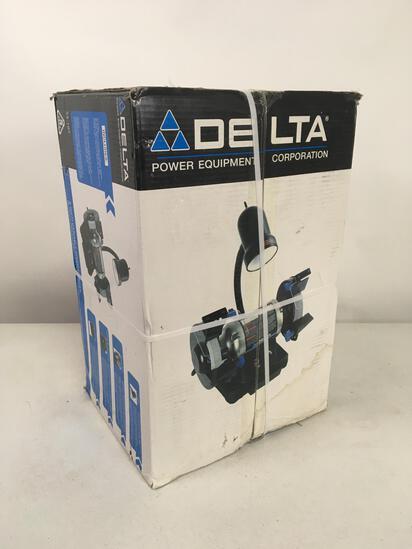 Delta 8-inch Variable Speed Grinder 23-197