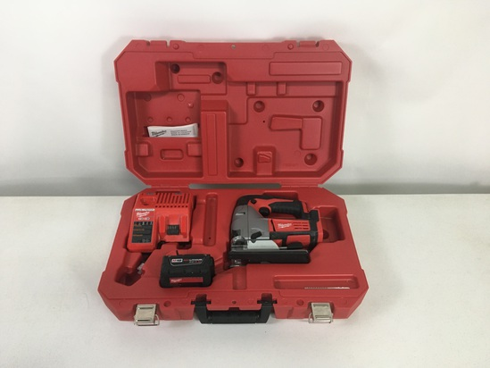 Milwaukee M18 Cordless Jig Saw Set 2645-22