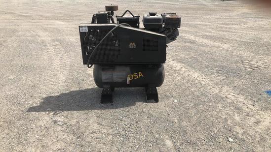 Air Compressor Combo, Welder, Generator