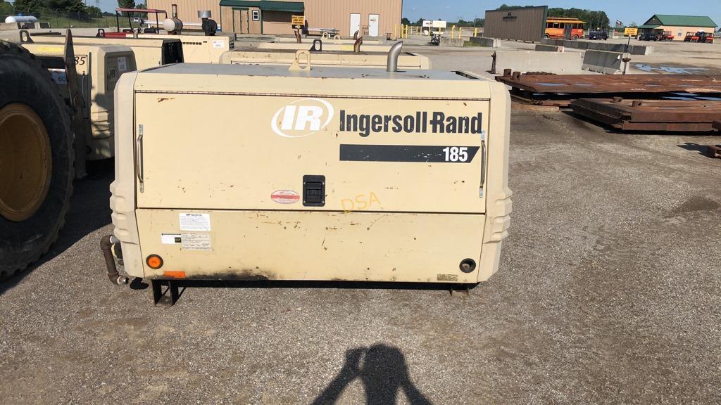 2006 Ingersoll Rand 185 Air Compressor,