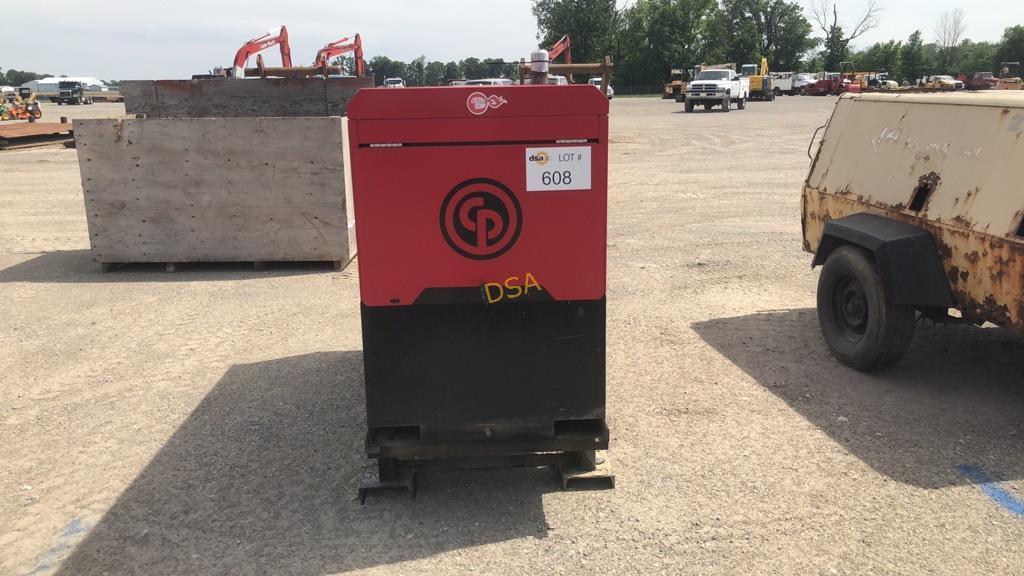 CPS 185PDU7 Air Compressor,