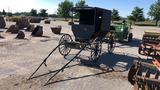 2 Person Buggy, Horse Drawn, 4 Wheels