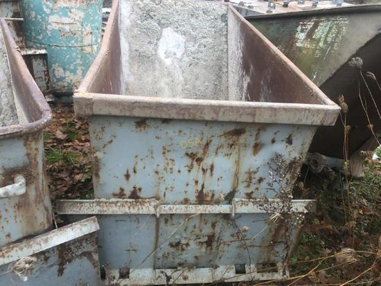 1/2 Yard Concrete Buggy,