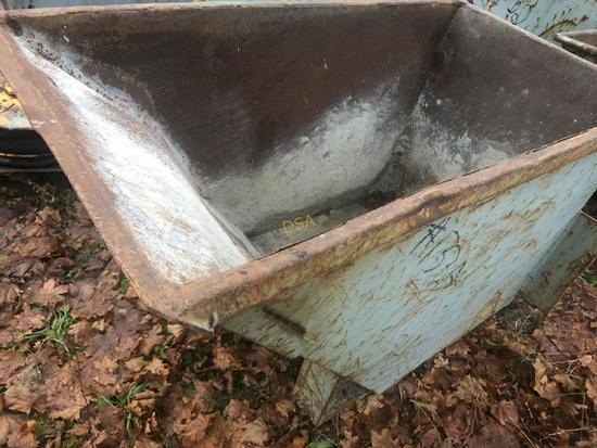 1/2 Yard Concrete Buggy