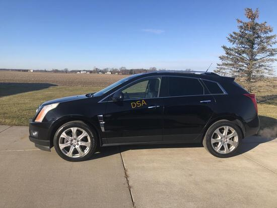 2011 Cadillac SRX4 Premium SUV,