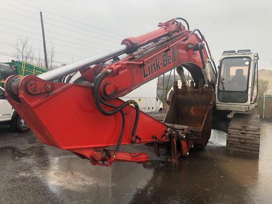 Linkbelt 330 LX Excavator