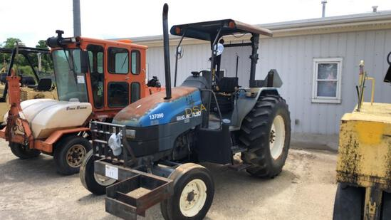 2000 New Holland TL90 AG Tractor,