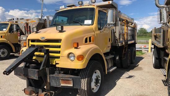 2004 Sterling 7500 Dump Truck,