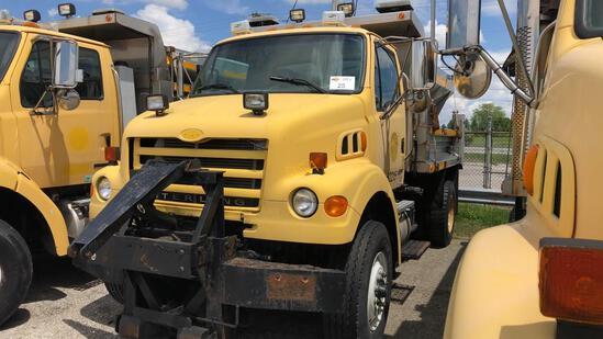 2003 Sterling L7500 Dump Truck,