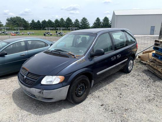 2007 Dodge Caravan Mini Van,