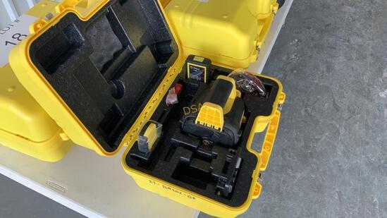 Site Pro SLR202GR Rotary Laser,