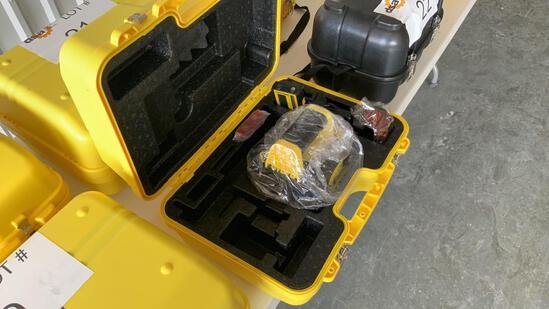 Unused Site Pro SLR202GR Rotary Laser,