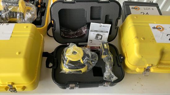 Unused Site Pro SLR300H Rotary Laser,