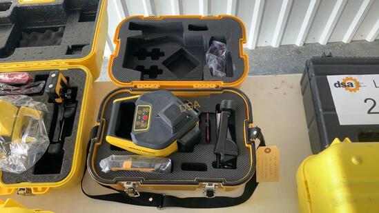 Site Pro LR430HDV Rotary Laser,