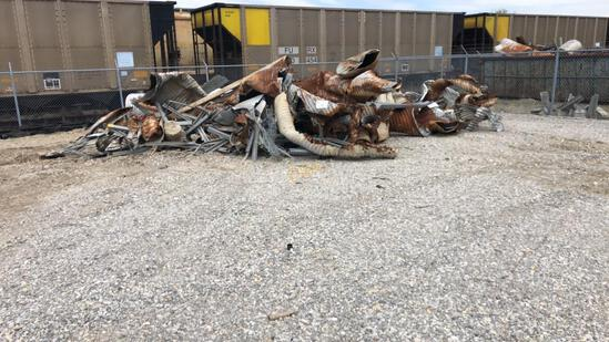 Assorted Scrap Steel
