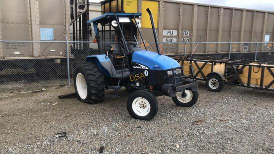 2003 New Holland TL90 Tractor,