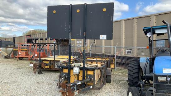 2007 Safe Stop 9000CLC Attenuator,