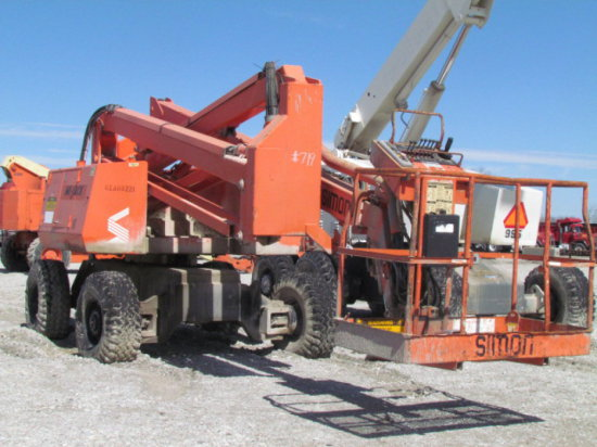 Simon AT60 Knuckle Boom Manlift Auctions Online Proxibid
