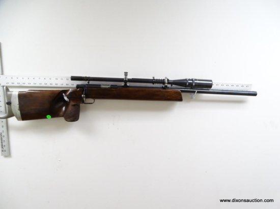 ANSCHUTZ 54 MODEL 1410  22 LR     Auctions Online | Proxibid